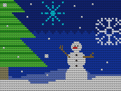 Happy New Year, guys! happynewyear snake illustration knitted site christmas