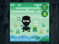 Ninja Project day #006 The Nature Study