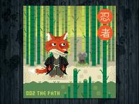 Ninja Project day #002 The Path