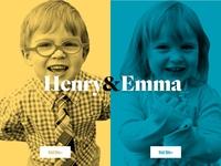 Henry&Emma