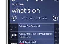 Windows Phone 7 App