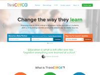 Thinkcerca homepage rev1