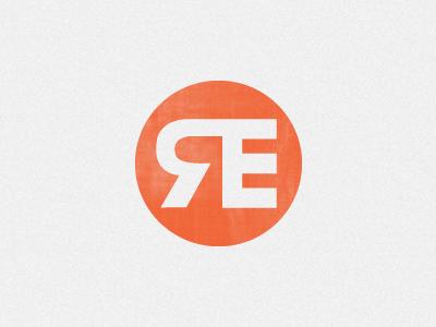 Rescue. rescue re logo orange