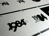 1984 Logo Options