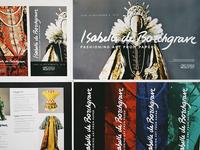 Isabelle de Borchgrave Branding Concept
