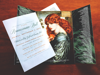 Renaissance Ball Invite (Interior)