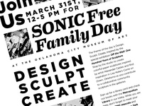 Join Us (For Sonic Free Family Day!)