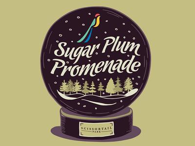 Sugar Plum Promenade Concept