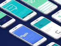 Pippio Website Design
