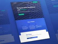 Emissary Website Redesign