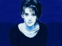 Winona Ryder (Blue skin)