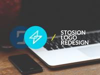 Stosion LOGO redesign