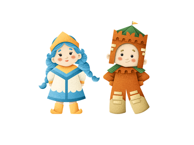 Mascots 2021 river kremlin mascot design mascot character mascot grainy child grain texture vector design texture illustration grit