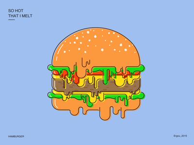 So hot that i melt_Hamburger