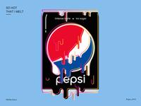 So hot that i melt_Pepsi-Cola