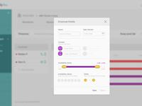 Employee Details UI modal box modal webapp design ux ui