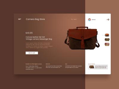 A Good Design For eCommerce Website