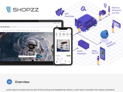 E   Commerce Project Mockup Design   4