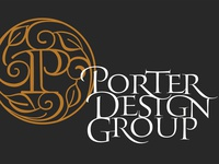 Logotype for Porter Design Group