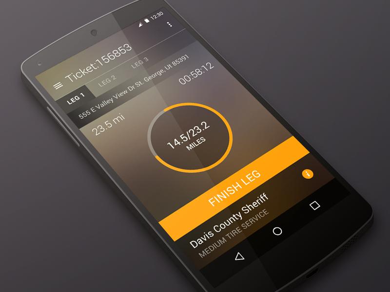 Toweez Ui WIP app android ui wip
