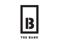 Thebank.org logo concept.