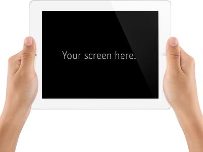 Free iPad Mockups ipad mockup psd free freebie white clean download