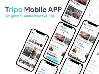 Tripo Mobile App