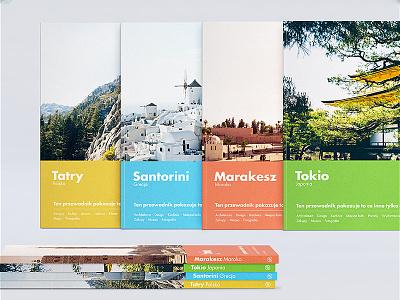 Guides Covers print editorial sztachanski japan tokio greece poland cover guide
