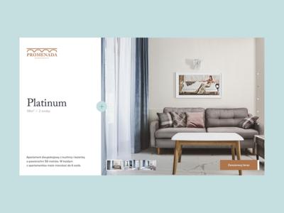 Promenada Apartments Website