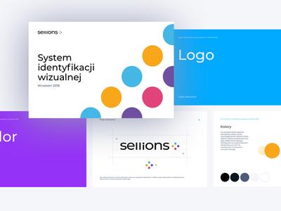 Sellions Rebranding
