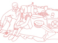 #y园糖插画打卡21天#day3