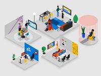 Microsoft - Creative Spaces