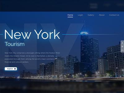 New York Landing Page