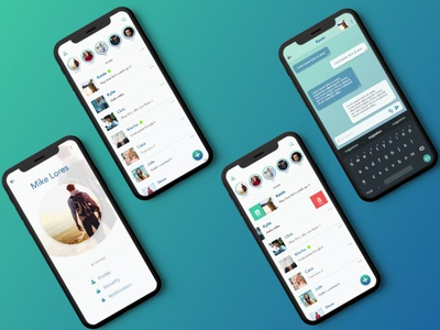 Chat Application Concept