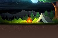 Camping Theme
