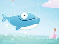 Failed Whale.
