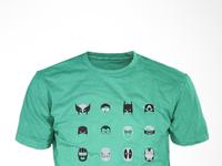 Marvel shirt kelly