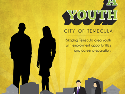Hire A Youth Yellow