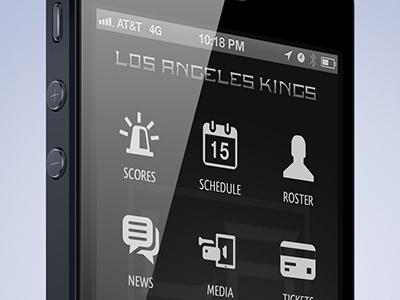 Kings home iphone5 web