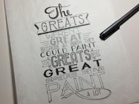 Greats Were Great