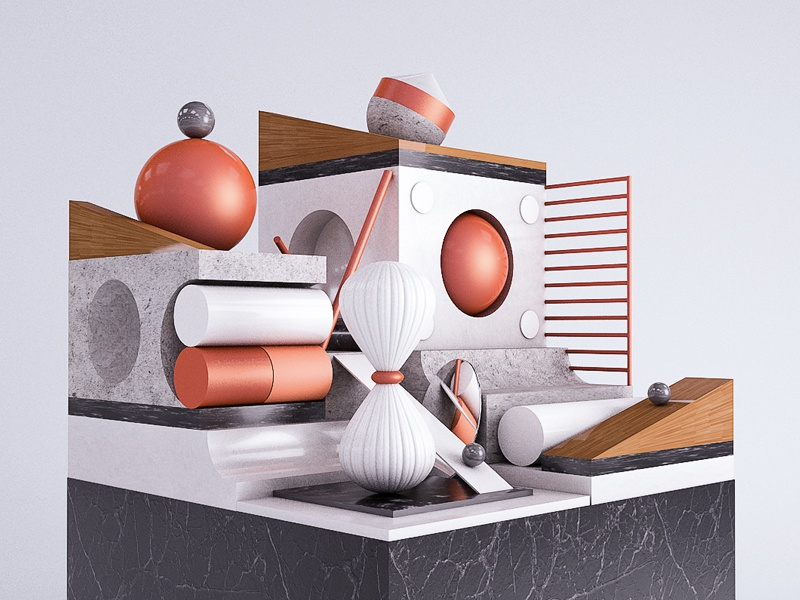 shapes. human minimal illustration black reflection 3d artist design 3d art triangles sphere circles shapes geometry abstract render colorful 3dart cgi 3d digitalart