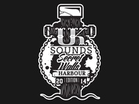 UK sounds x Secret walls Festival (harbour edition)