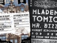 Buitengewoon x Bree66 & Revalidatie poster