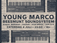 Event poster (detail)