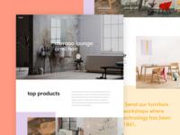 TON furniture concept