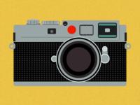 Geometric Leica M9