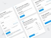 Stack Overflow Talent Registration account creation signup register app web ux ui