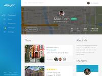 Realync web v01 client profile max