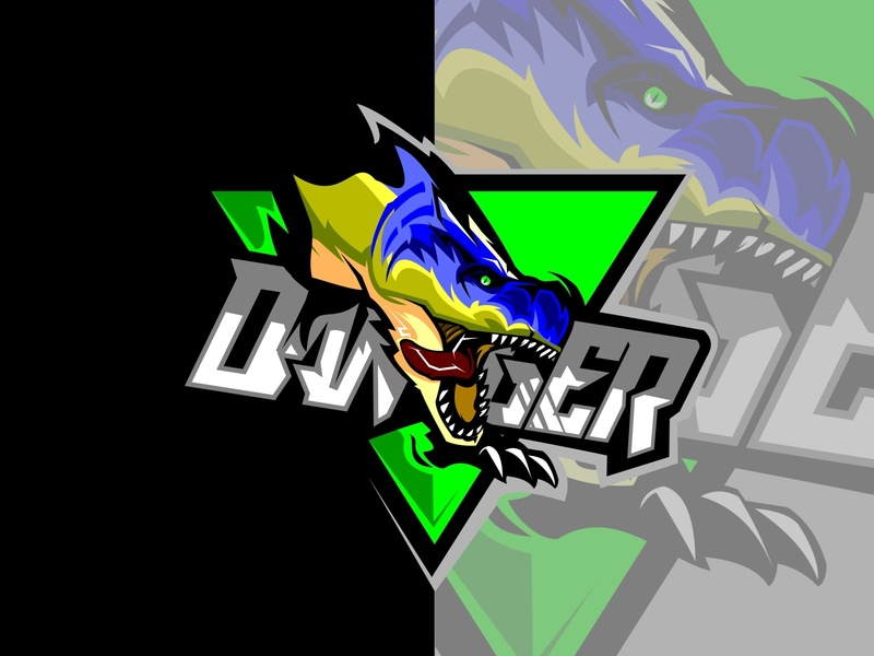 dynosaurs danger mascot evil emblem e sports dragons dragon dinosaur design danger creature courage club character champion cartoon brand beast animal angry anger abstract