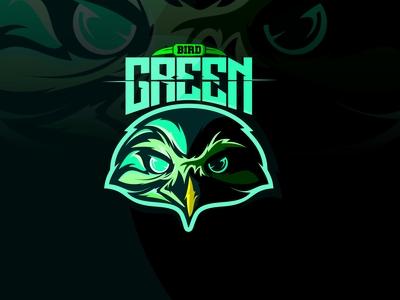 bird green